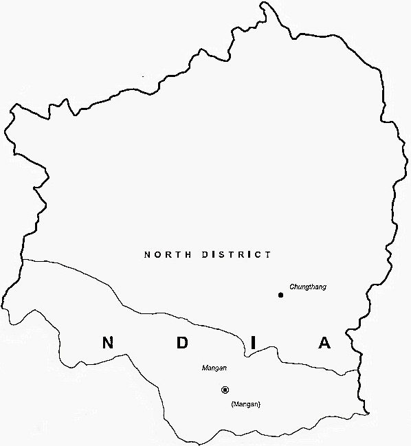 North District District  Map . Surrounded by South District District ,North District District ,West District District , .