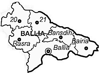 introduction about district ballia District brochure of ballia district, up (aap: 2007-2008) by pk tripathi scientist 'b' district at glance 10 introduction ballia district.