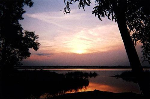River Ganges Mayapur