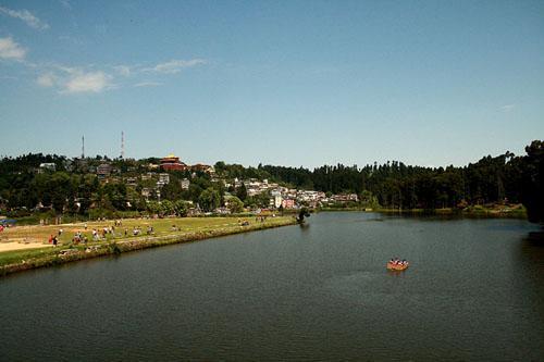 Mirik Sumendu Lake