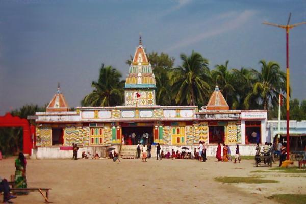 Kapil Muni Temple Sagardwip