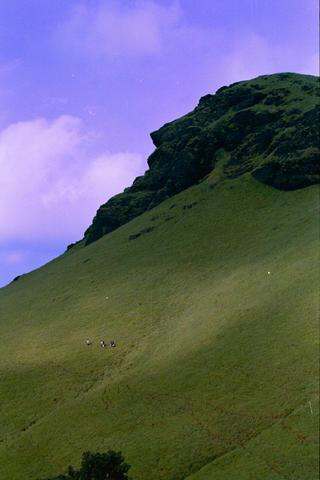 The Horse Faced Peak