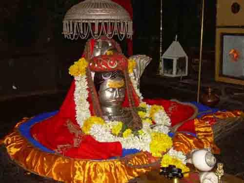 Bhimashankar jyotirling famous shivaji temple