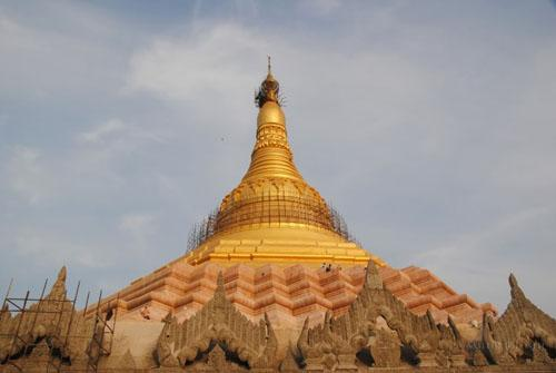 Global Vipassana Pagoda,Gorai
