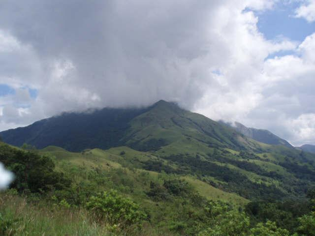 Kumara Parvatha is range of mountains starts in Kukke Subramanya