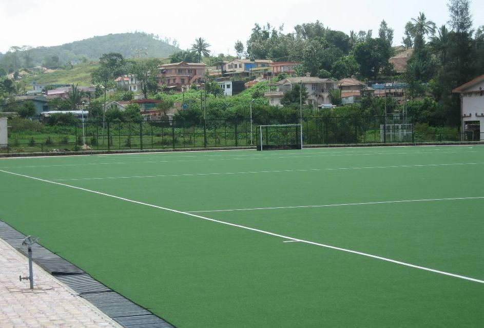 Hockey Stadium in Madikeri