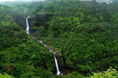 khandala waterfall kune