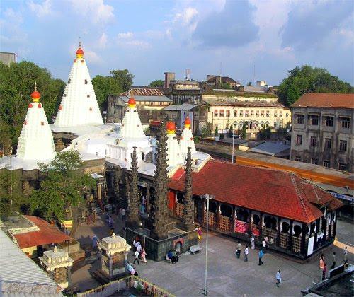 Mahalakshmi Temple, Kolahpur