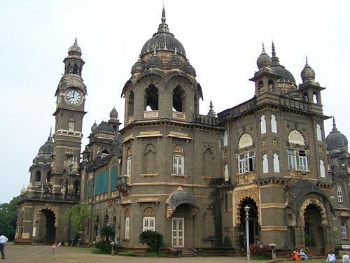 The New Palace, Kolhapur