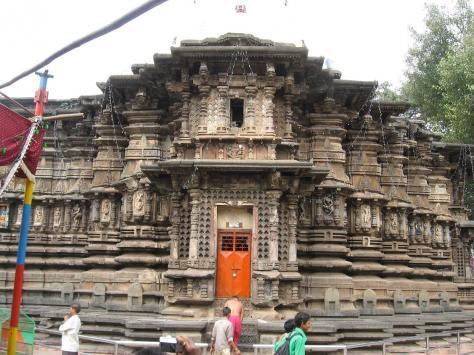 Mahalakshmi Temple, Kolahpur.