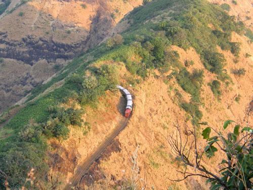Train to Matheran
