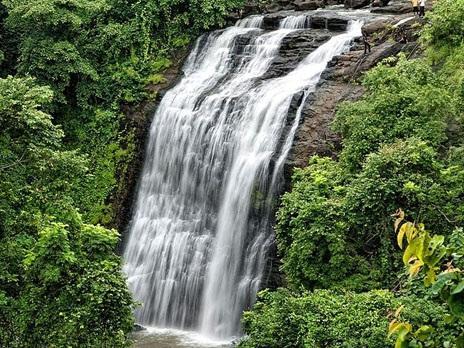 Nasik waterfalls vihigaon