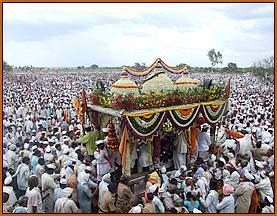 Palkhi sohala Pandharpur