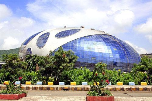 Infosys office building in Pune