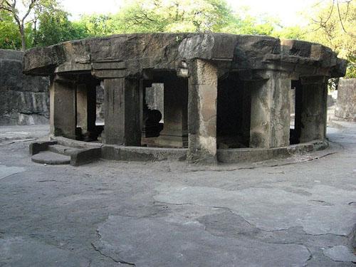 Pataleshwar cave complex Pune
