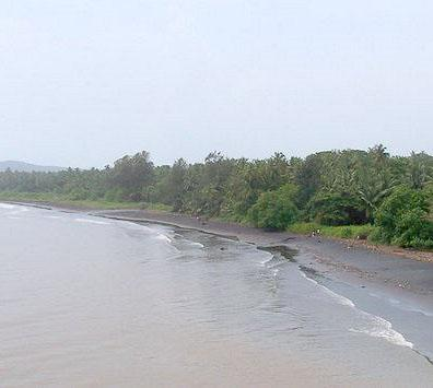Mandavi Beach, Ratnagiri