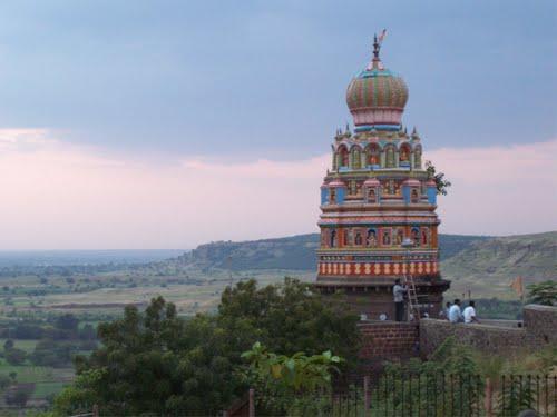 Ghatshila Temple near Tuljapur