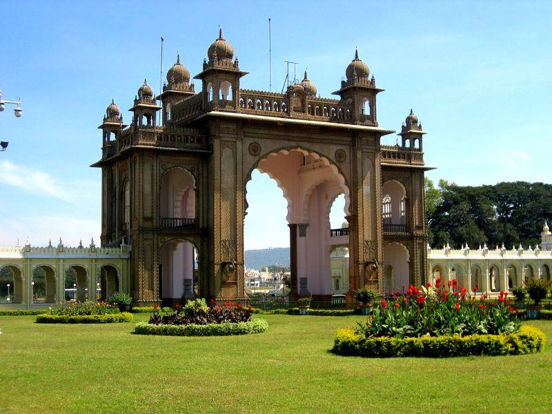 Mysore Tourist places in Mysore