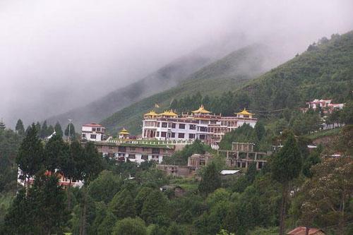 Bomdila Monastery
