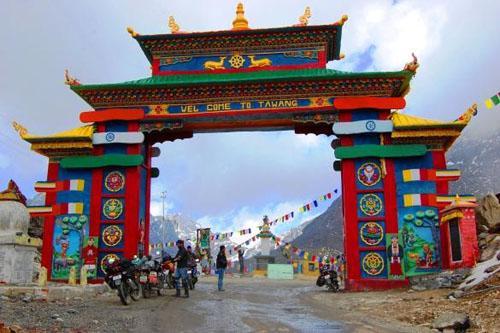 Sela Pass, Start of Tawang District