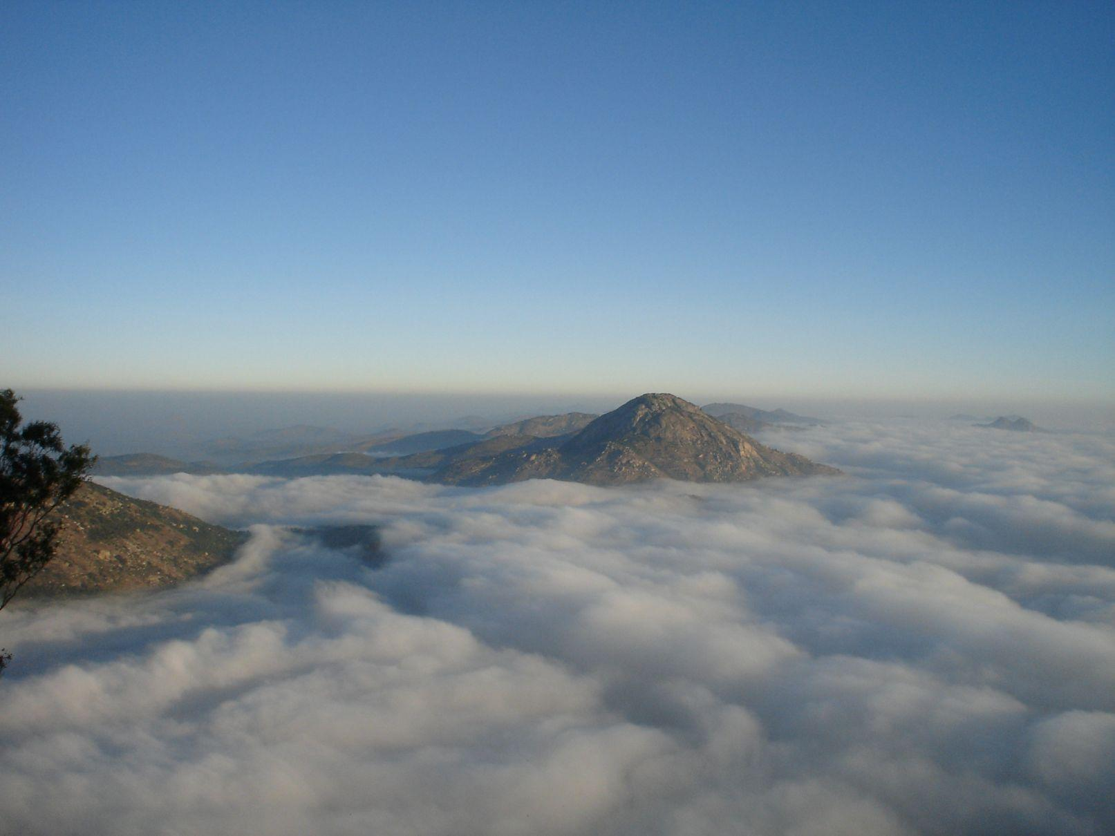Nandi Hills on Weather And Climate