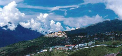 Tawang Town