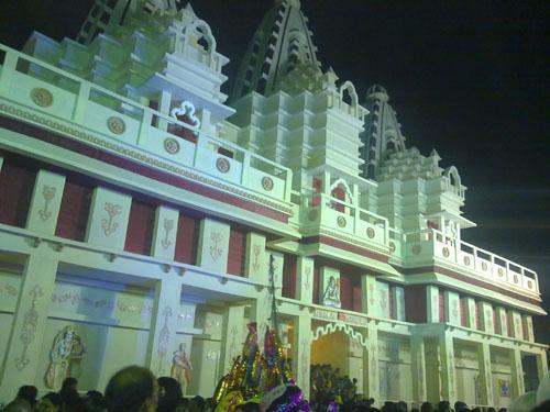 Durga Puja in Bhagalpur