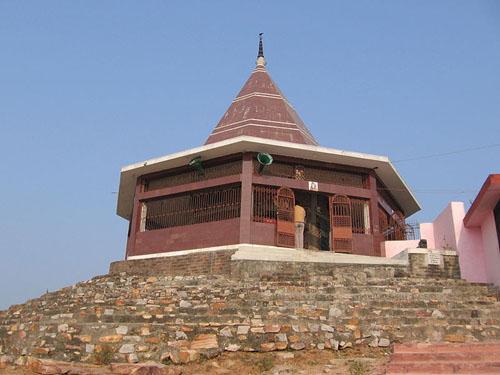 Hanuman Mandir at Badi Pahari