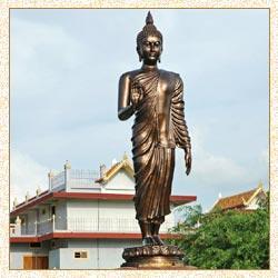 Buddhist stupa bihar