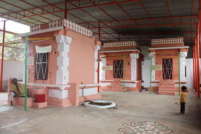 Pancha Braindavan at Nanjangud