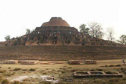 The Kesariya Stupa