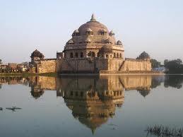 Sher Shah's Mausoleum, Sasaram