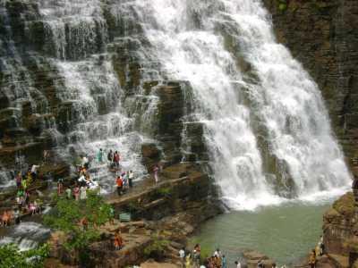 Chitrakot Waterfall Jagdalpur