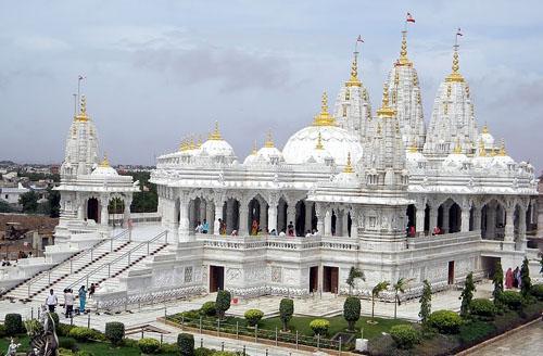 New swminarayanmandir bhuj
