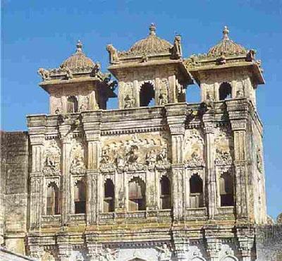 One of main gate of bhuj