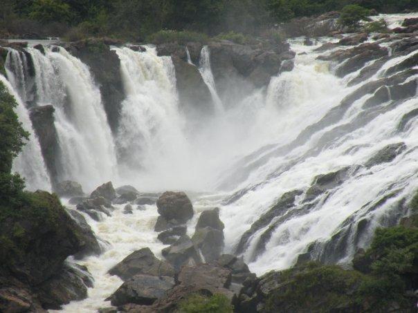 Shivanasamudra cauvery Falls