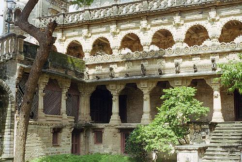 Naulakha Palace of Gondal