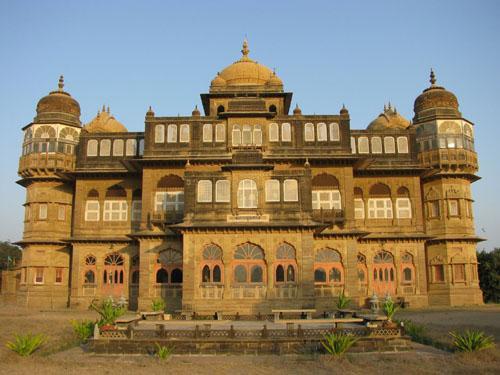 Mandvi VijayVilas Palace