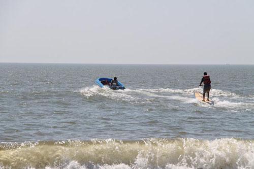 Ahemadpur mandvi beach