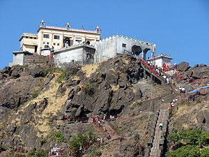 Vadodara Pavagadh Kali Temple
