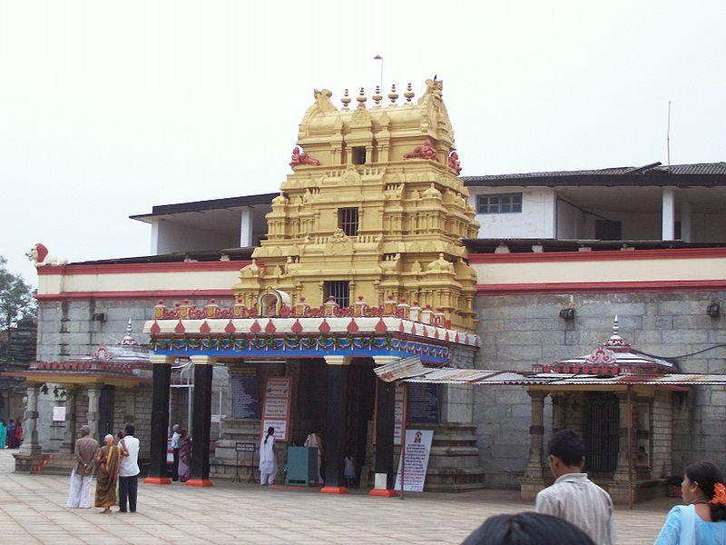 Sharadamba temple