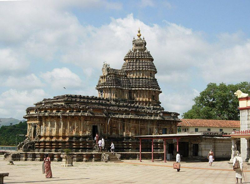 Vidyasankara temple