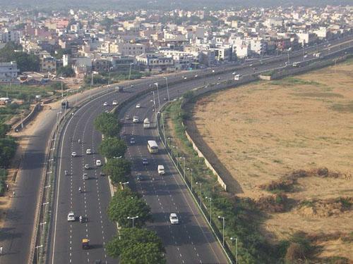 Delhi Gurgaon Airport Expressway,