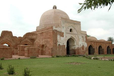 Kabuli Bagh masjid Babur's mosque  Panipat