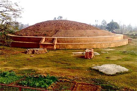 Buddhist Stupa Chaneti
