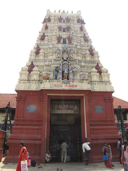 Udupi Krishna Matha temple