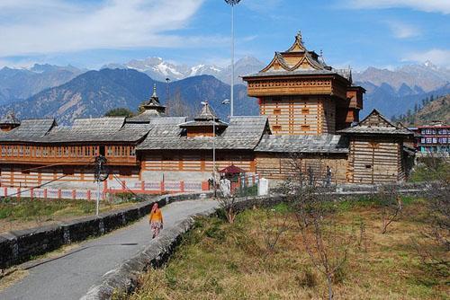 Bhimakali temple at Sarahan