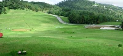 Golf course naldehra