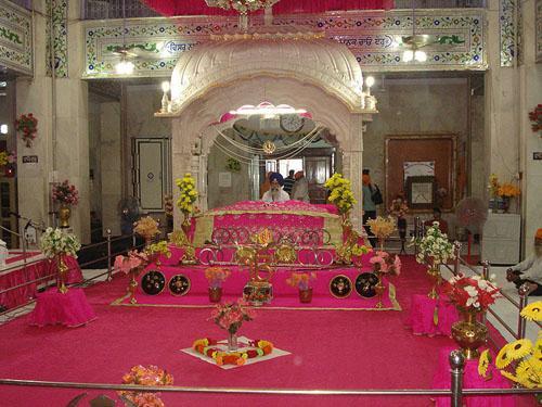 Gurudwara Paonta Sahib, Sirmour