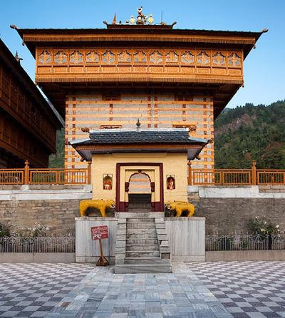 Bhimakali hindu temple